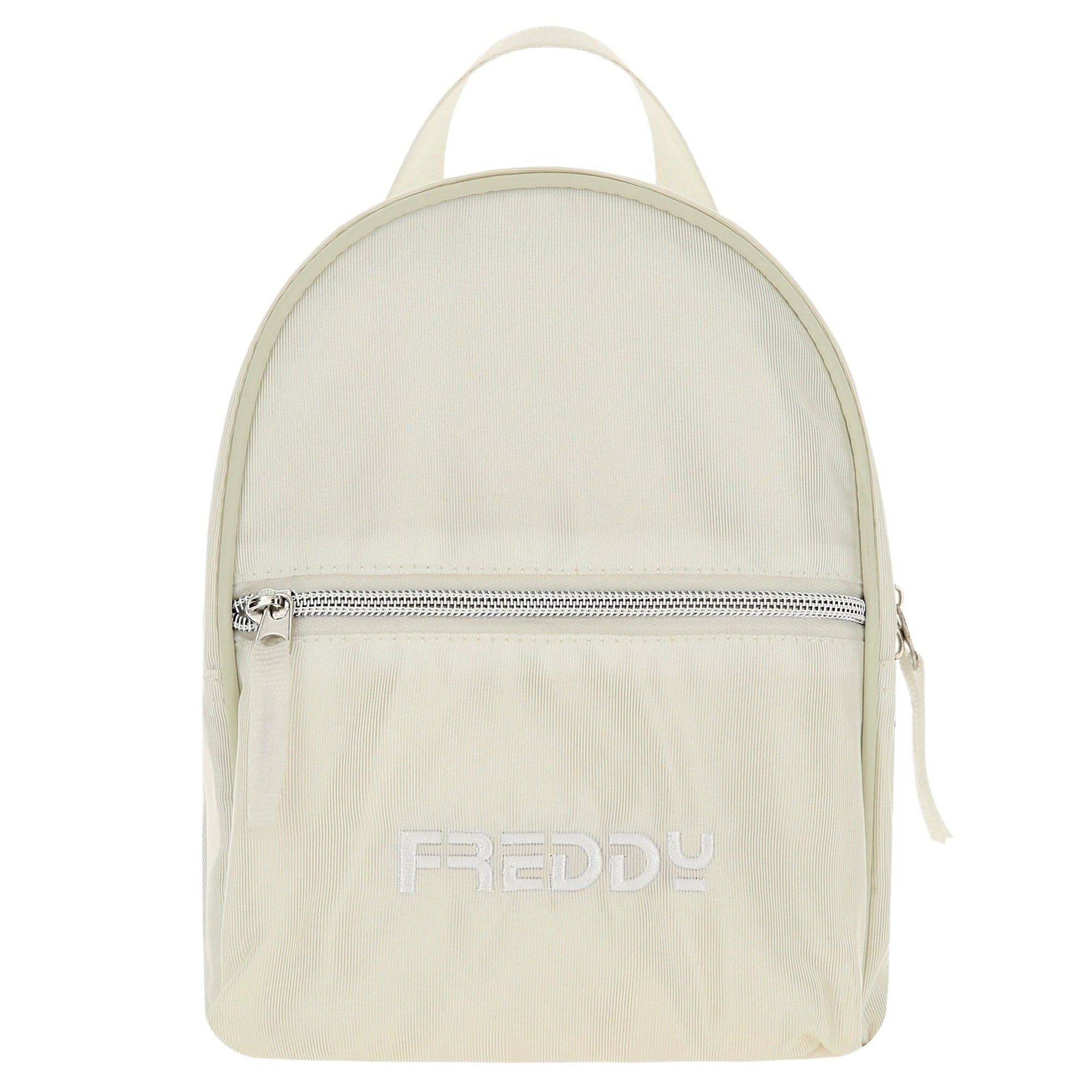 Backpack - Logo Stitch Detail - White