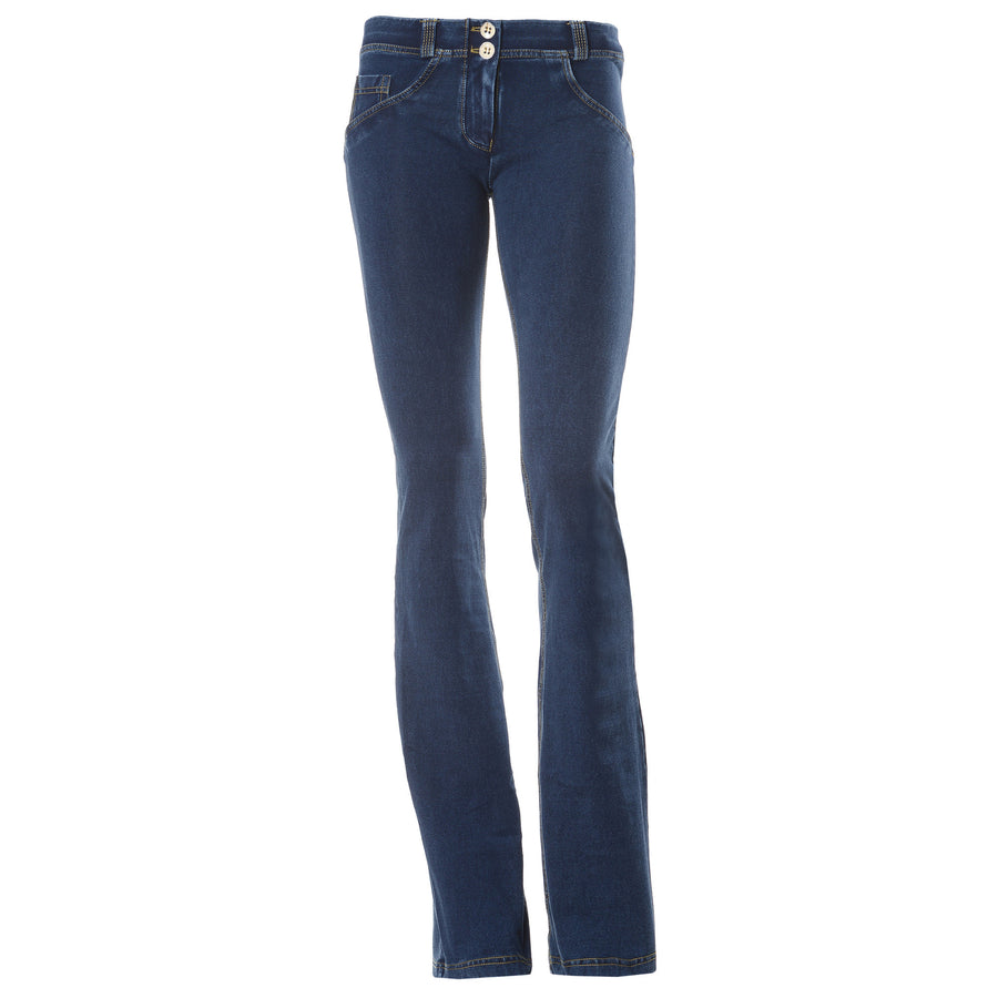 Freddy WR.UP® Slim Flare Denim - Dark Rinse
