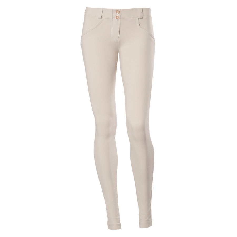 Freddy WR.UP® Low Rise Skinny - Beige