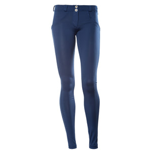 FREDDY WR.UP  SKINNY D.I.W.O SATIN FINISH - Blue - LIVIFY  - 2