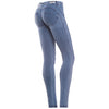 Freddy WRUP Michiko Koshino Skinny - Medium Rinse - LIVIFY  - 1