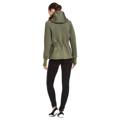 Freddy D.I.W.O.® Curve Breathable Sweatshirt - Army