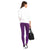 WR.UP® Fashion - Low Rise Full Length - Violet