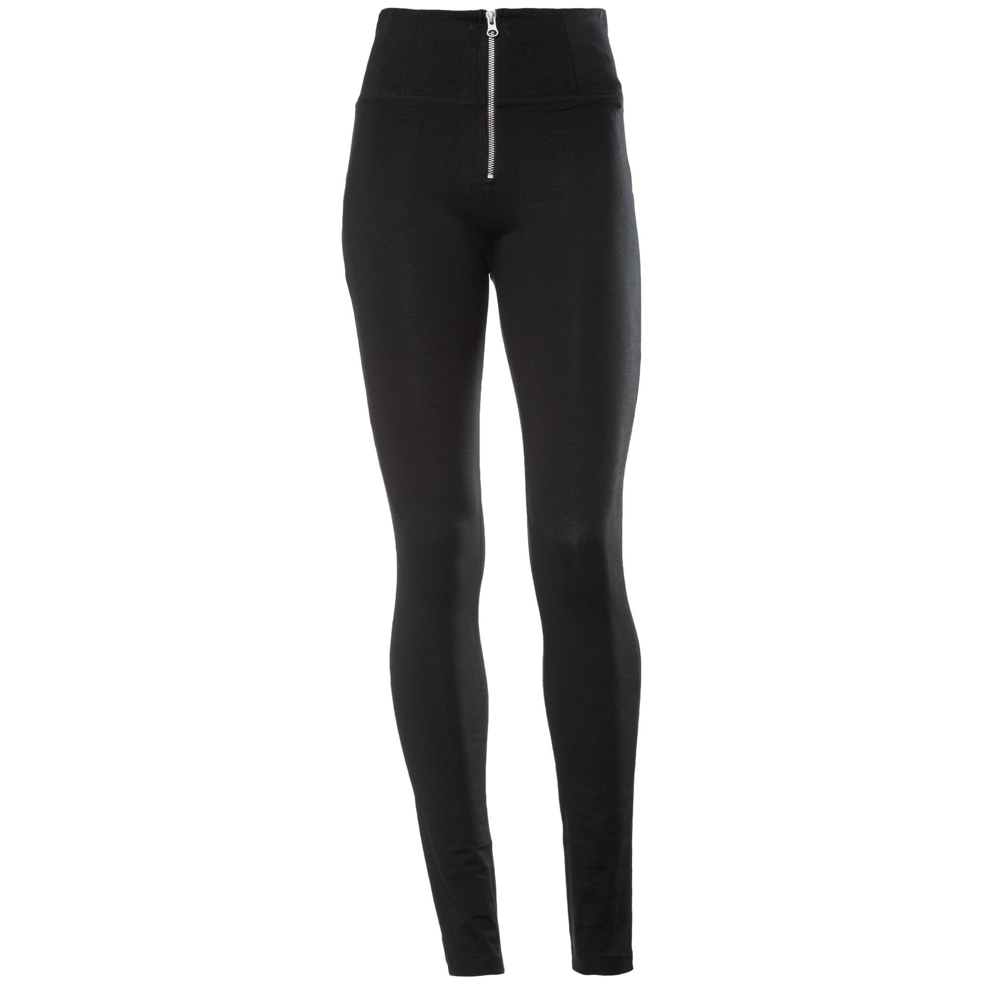 FREDDY WR.UP High Rise SKINNY - Black - LIVIFY  - 2