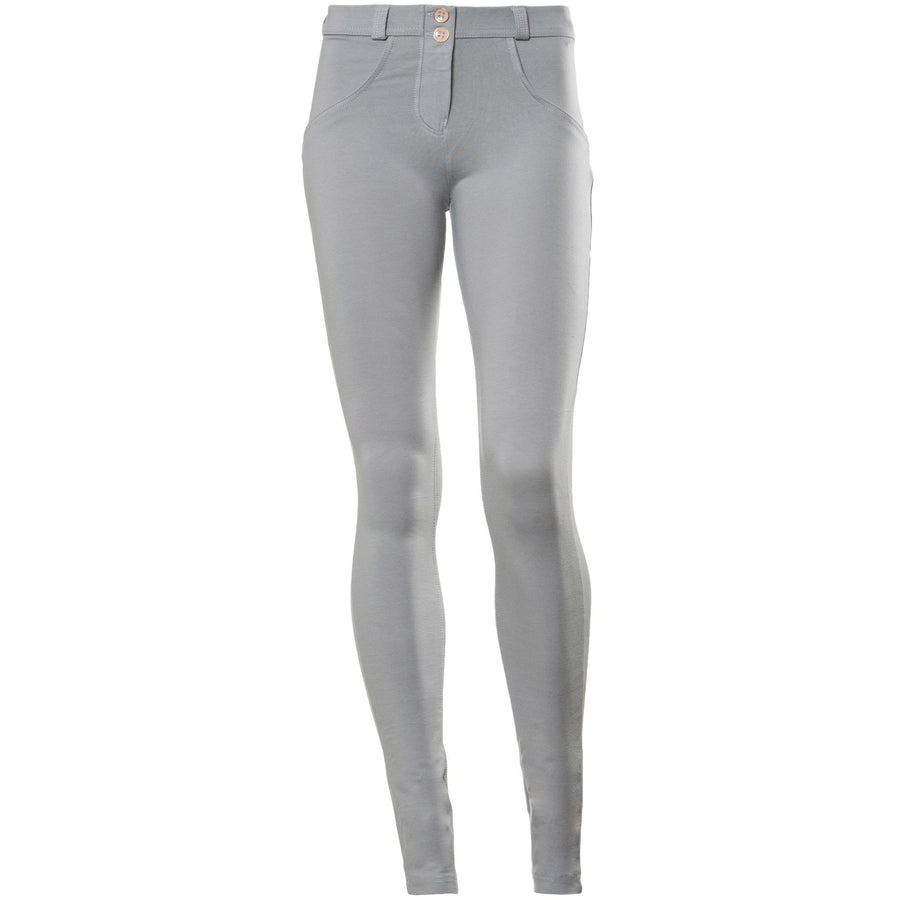 Freddy WR.UP® Regular Rise Skinny - Light Grey