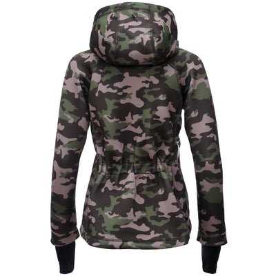 FREDDY D.I.W.O CURVE BREATHABLE SWEATSHIRT - Dark Camo - LIVIFY  - 2