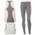 Freddy WR.UP® Sport Pant + Top + Tank - Pink/Grey
