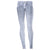 Freddy WR.UP® Crackle Print Skinny - White