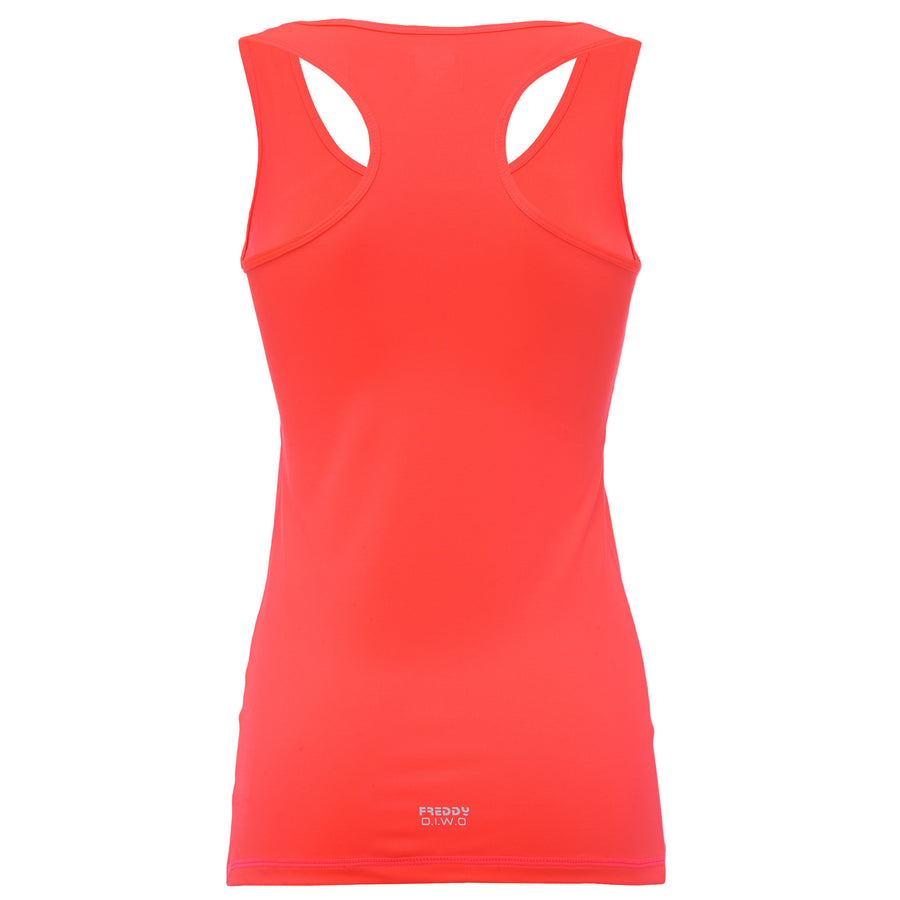 Freddy Tank Top - Coral