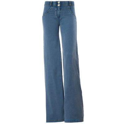 Freddy WR.UP Wide Flare - Medium Rinse - LIVIFY  - 2