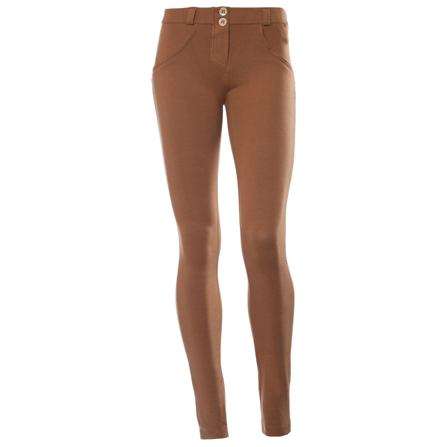 FREDDY WR.UP REGULAR RISE SKINNY - Rust - LIVIFY  - 1