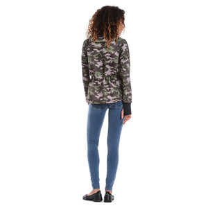 FREDDY D.I.W.O CURVE BREATHABLE SWEATSHIRT - Dark Camo - LIVIFY  - 5
