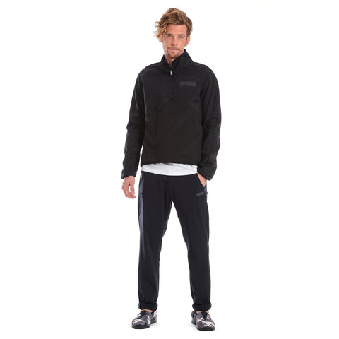 FREDDY MENS DIWO SWEATSHIRT - Black - LIVIFY  - 1