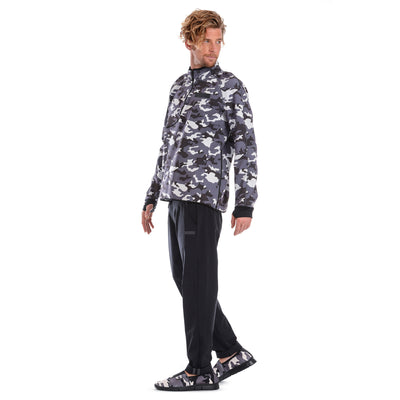 FREDDY MENS DIWO BREATHABLE SWEATSHIRT - Light Camo - LIVIFY  - 3