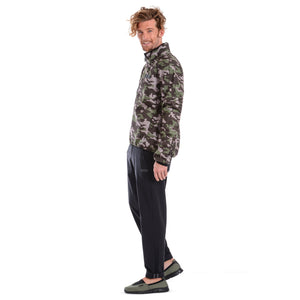 FREDDY MENS DIWO BREATHABLE SWEATSHIRT - Dark Camo - LIVIFY  - 3