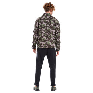 FREDDY MENS DIWO BREATHABLE SWEATSHIRT - Dark Camo - LIVIFY  - 4