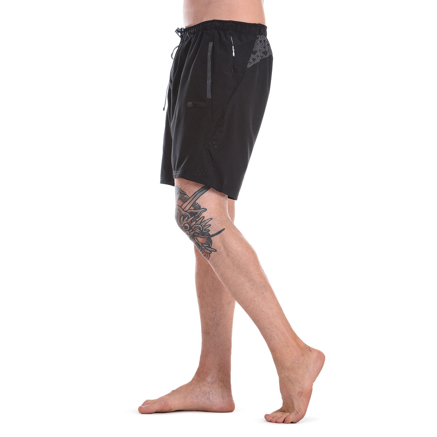FREDDY DIWO PRO SHORTS ACTIVE - Black - LIVIFY  - 1