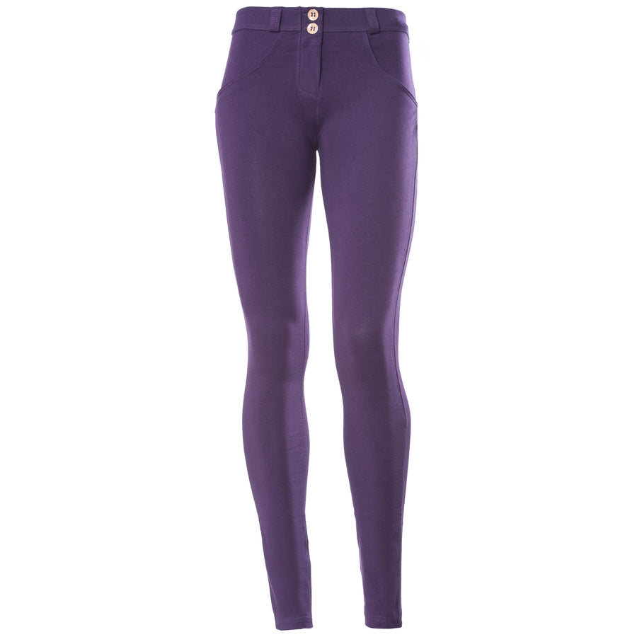 FREDDY WR.UP REGULAR RISE SKINNY - Violet - LIVIFY  - 1