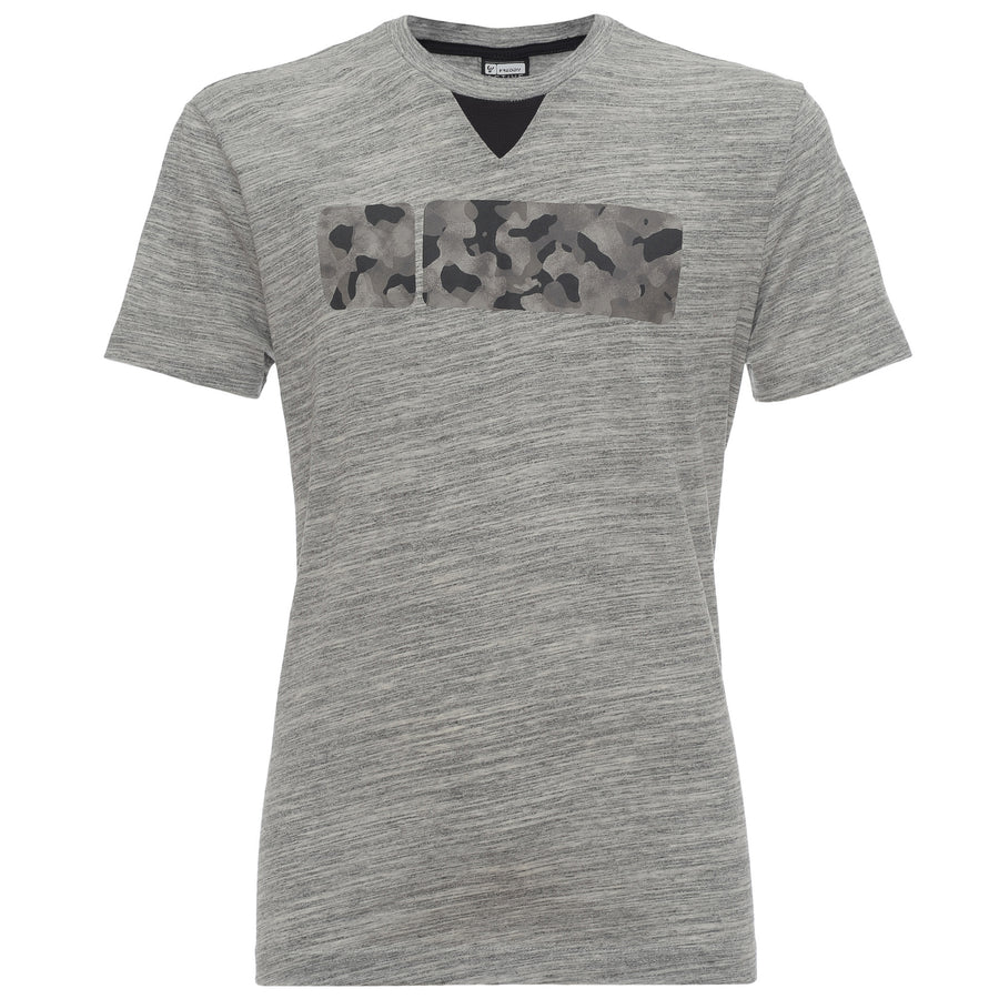 Freddy Mens Jersey Logo T-Shirt - Heather