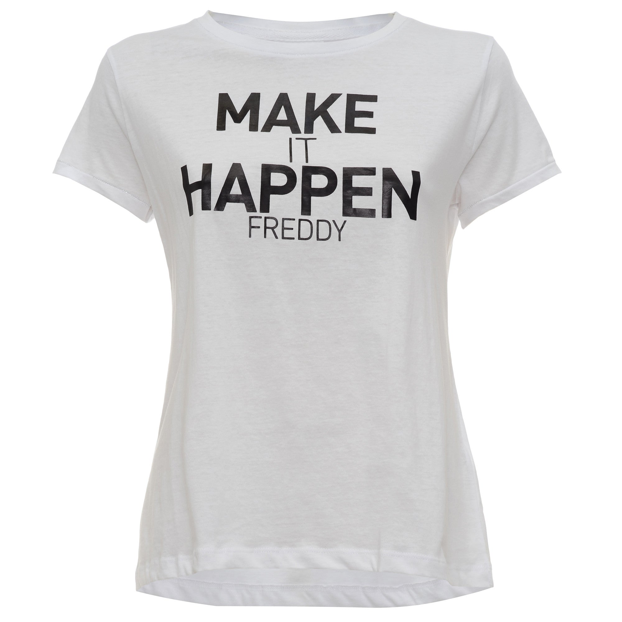 Freddy Make It Happen Tee - White