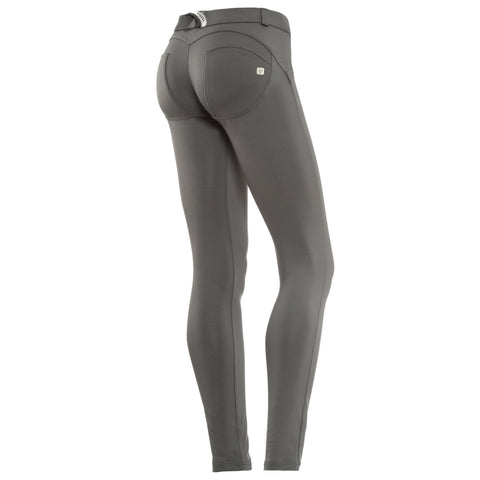 Freddy WR.UP® Satin Finish Skinny - Charcoal