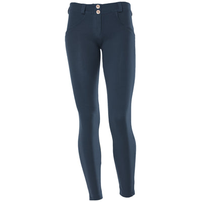 FREDDY WR.UP 7/8 Ankle SKINNY - Navy - LIVIFY  - 2