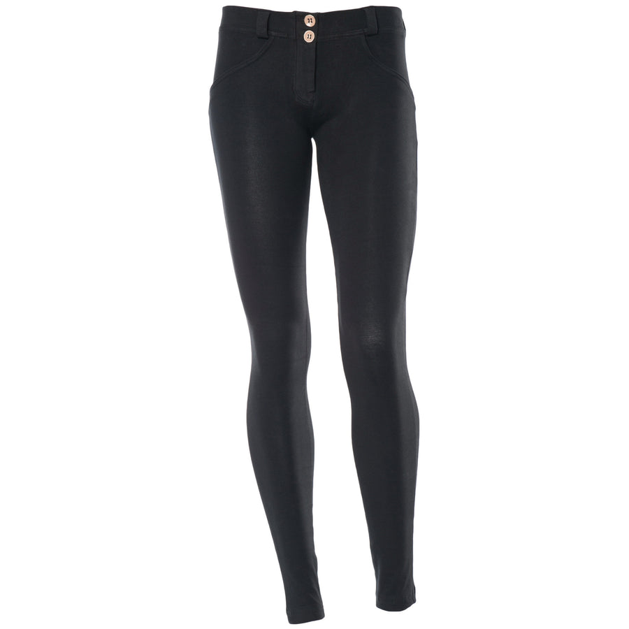 FREDDY WR.UP SKINNY - Black - LIVIFY  - 1
