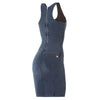 FREDDY WR.UP® DENIM EFFECT DRESS - Indigo - LIVIFY  - 2