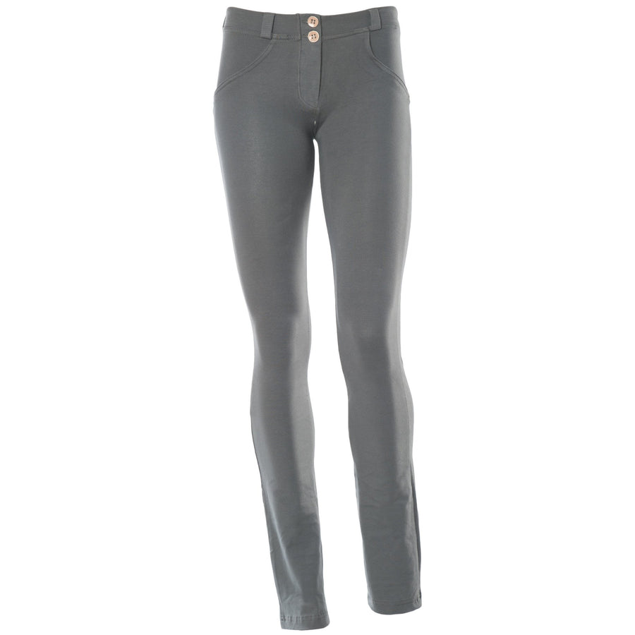 FREDDY WR.UP STRAIGHT LEG - Dark Grey - LIVIFY  - 1
