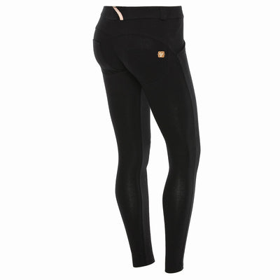 Freddy WR.UP® Regular Rise Super Skinny - Black