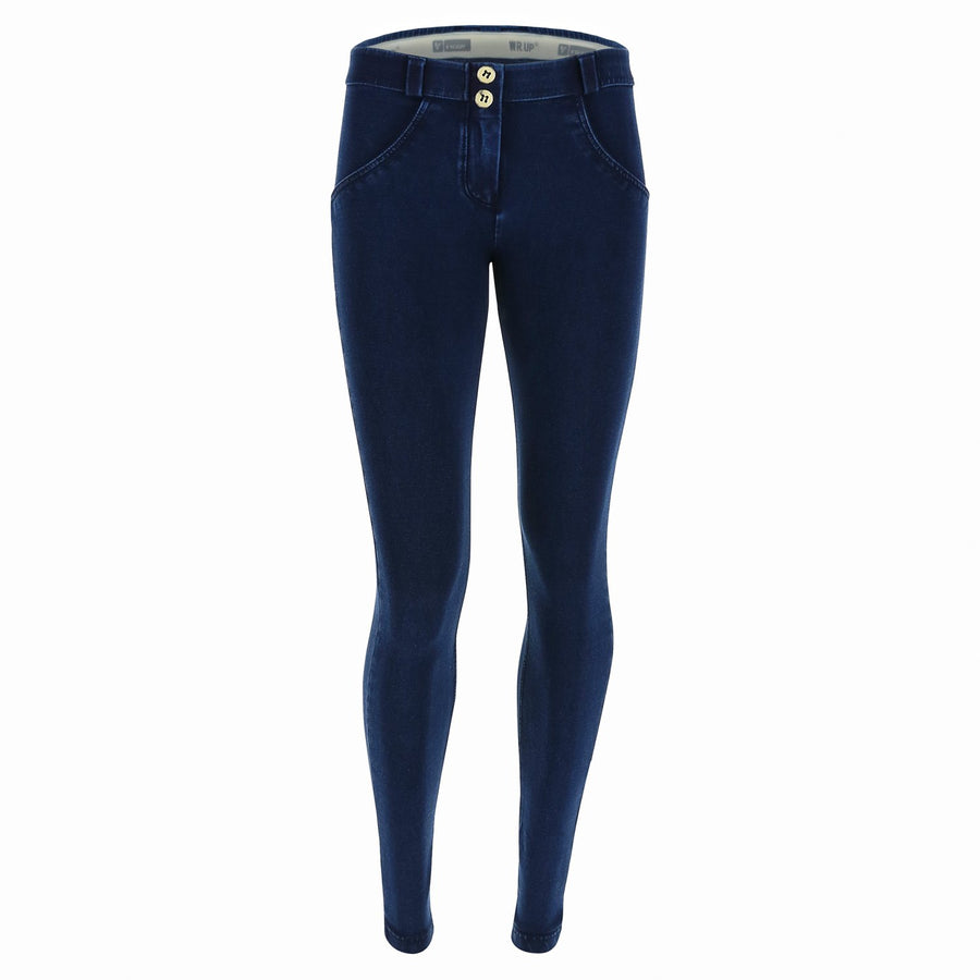 Freddy WR.UP® Denim Regular Rise Super Skinny - Blue Tonal