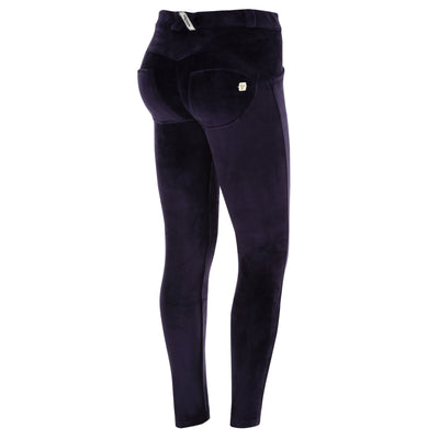 Freddy WR.UP® Velvet Regular Rise Skinny - Blue
