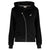 WR.UP® Tracksuit Set - Velvet Hood Jacket with Pant - Black