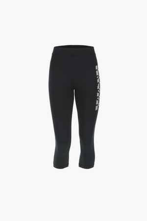 Freddy Sport Capri Pants - Black