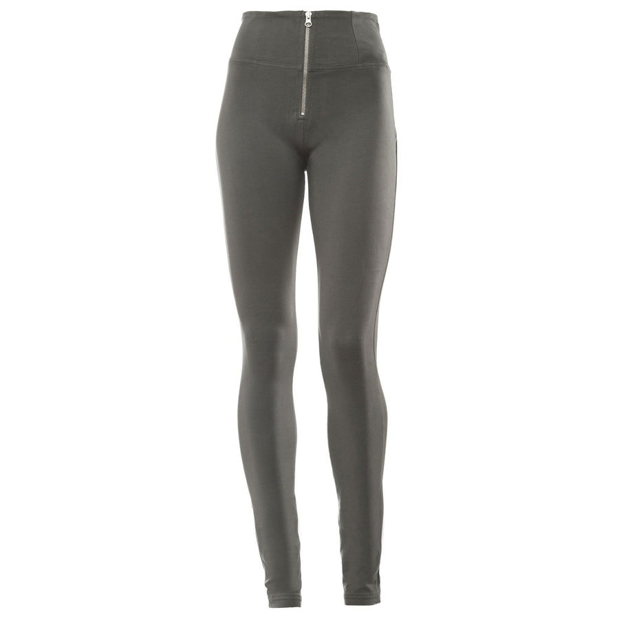 FREDDY WR.UP HIGH RISE SKINNY - Dark Grey - LIVIFY  - 2
