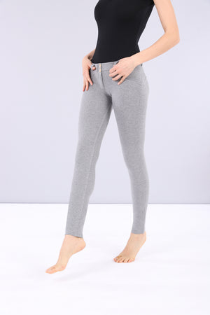 WR.UP® Fashion - Low Rise Full Length - Heather