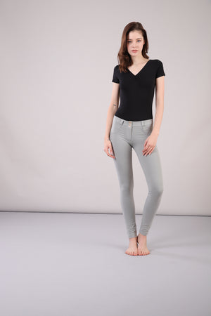 WR.UP® Fashion - Classic Rise Full Length - Light Grey