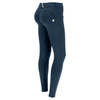 Freddy WR.UP® 2 Tone Regular Rise Skinny - Blue