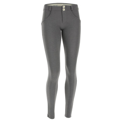 Freddy WR.UP® 2 Tone Regular Rise Skinny - Grey