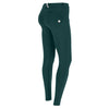Freddy WR.UP® Brushed D.I.W.O.® Regular Rise Skinny - Green