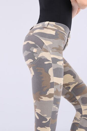 WR.UP® Fashion - Classic Rise Ankle - Light Camo