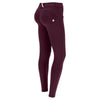 Freddy WR.UP® Regular Rise Garment Dyed - Plum