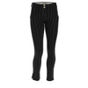 Freddy WR.UP®  Stripe Pant Regular Rise Ankle Length - Black