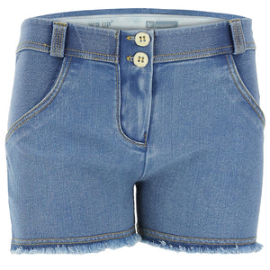 WR.UP® Denim Shorts - Classic Rise - Medium Rinse