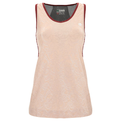 Freddy Texture Eco Friendly Tank Top - Light Pink