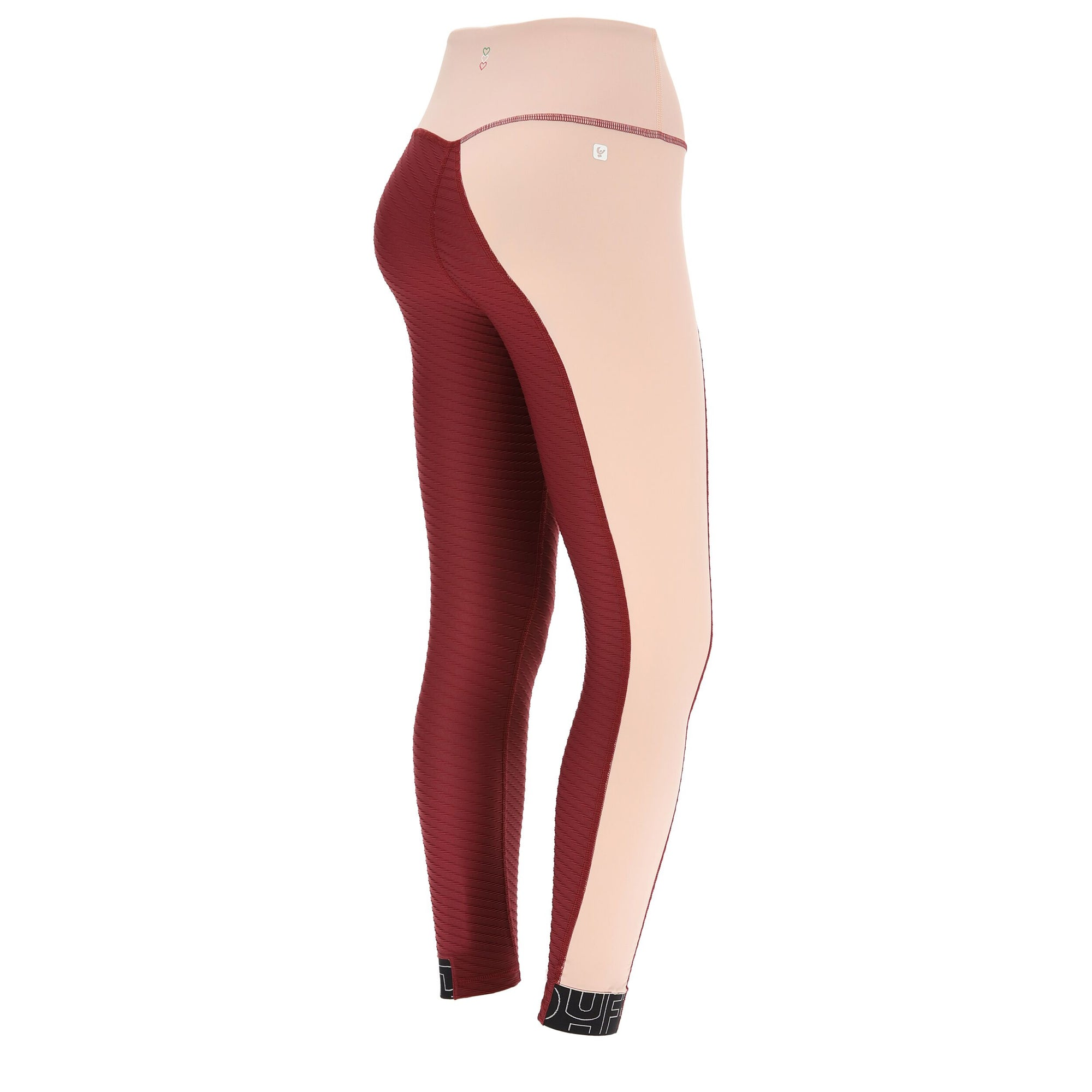 Superfit Sport - High Rise Full Length - Pink/Red