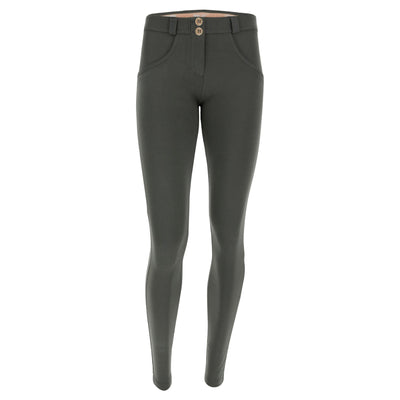 Freddy WR.UP® Regular Rise Super Skinny - Dark Grey