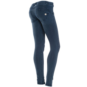 FREDDY WR.UP TONE ON TONE DENIM EFFECT - Blue Tonal - LIVIFY  - 1