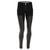 Freddy WR.UP® Denim Front Leather Detail Regular Rise Skinny - Black Rinse