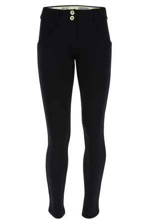 Freddy WR.UP® Twill Regular Rise Skinny - Black